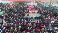 Cumhur İttifakı'ndan Ahmetli'de Miting Gibi Açılış
