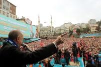 Cumhurbaşkanı Erdoğan'dan Rize'den Türkiye'ye 2 Müjdeli Haber