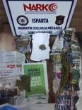 Isparta'da Uyuşturucu Operasyonu