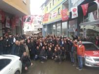 İspir'li Gençlerden MHP İle İstişare