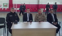 Kovancılar'da Seçim Güvenliği Toplantısı