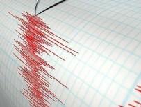 Kuşadası açıklarında 3.8 büyüklüğünde deprem