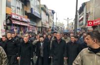 SÜLEYMAN ELBAN - Milli Savunma Bakanı Akar'ın Ağrı Ziyareti