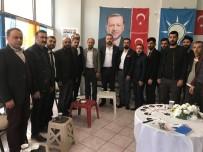 Nasıranlı Huzurevlerinde Seçim Bürosu Açtı