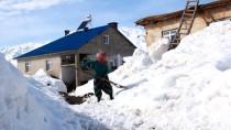 Ovacık'ta 'Kara Kış' Zorluğu