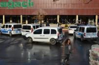 Polis Memuruna Kurşun Yağdırdılar
