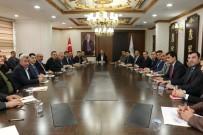 ABDULLAH ERIN - Şanlıurfa'da Cumhurbaşkanı Hazırlığı