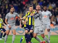 SERDAR AZİZ - Spor Toto Süper Lig Açıklaması Fenerbahçe Açıklaması 2 - Çaykur Rizespor Açıklaması 1 (İlk Yarı)