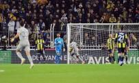 SERDAR AZİZ - Spor Toto Süper Lig Açıklaması Fenerbahçe Açıklaması 3 - Çaykur Rizespor Açıklaması 2 (Maç Sonucu)