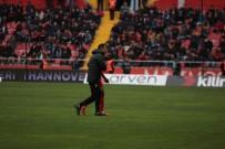MUSTAFA PEKTEMEK - Spor Toto Süper Lig Açıklaması İstikbal Mobilya Kayserispor Açıklaması 0 - Beşiktaş Açıklaması 1 (İlk Yarı)