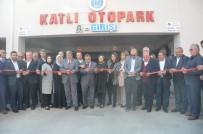 150 Araç Kapasiteli Katlı Otopark Açıldı
