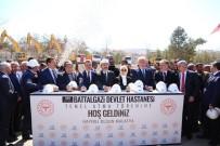 300 Yataklı Battalgazi Devlet Hastanesinin Temeli Atıldı