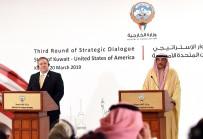 KUVEYT EMIRI - ABD Dışişleri Bakanı Pompeo Kuveyt'te