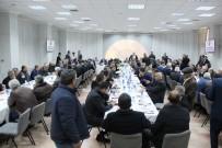 RıDVAN FADıLOĞLU - Ak Parti Gaziantep Milletvekili Ve Belediye Başkanlarından GTB'ye Ziyaret