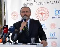 AK Parti Genel Başkan Yardımcısı Ünal'dan Muhalefete Tepki