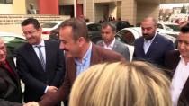 SEÇİM KAMPANYASI - AK Parti Selçuk Belediye Başkan Adayı'na Yapılan Silahlı Saldırı