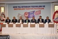 SOSYAL GÜVENLIK KURUMU - Aksaray'da İş Adamları Ve Bürokrasi Lansman Toplantısında Bir Araya Geldi