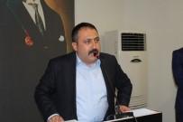 MUSTAFA AKSOY - Aksoy Açıklaması' Cumhur İttifakı Antalya'da Zaferle Çıkacak'
