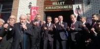 Bafra'da Millet Kıraathanesi Açıldı