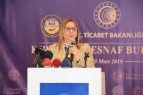 Bakan Pekcan Açıklaması 'Kadınlara 200 Milyon Dolar Ve 100 Milyon TL İhracat Finansmanı Temin Ettik'