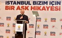 KANAAT ÖNDERLERİ - Başkan Adayı Yıldırım Açıklaması 'Sancaktepe Anadolu Yakası'nın Belediye Yönetim Merkezi Olacak'