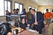 Başkan Babaş SFC Orman Ürünleri Fabrikasını Ziyaret Etti