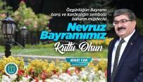 Başkan Can'ın Nevruz Bayram'ı Mesajı