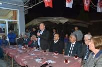MESUT ÖZAKCAN - Başkan Özakcan Çalışmalarını Yeniköy'de Sürdürdü