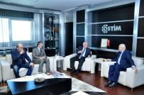 CEMİL ÇİÇEK - Başkan Tiryaki Açıklaması 'OSTİM OSB'ye Sanayi Müzesi İnşa Edeceğiz'