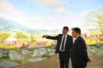 SİYASİ PARTİ - CHP'li Erkan Aydın Fetih Müzesi'ne Hayran Kaldı