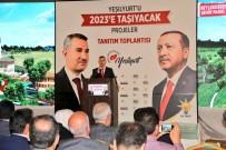 SEÇİM KAMPANYASI - Çınar, Yeşilyurt İçin Projelerini Açıkladı