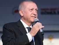 Cumhurbaşkanı Erdoğan, Melih Gökçek'e teşekkür etti