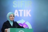 EMINE ERDOĞAN - ''Diyanet İşleri Başkanlığı Sıfır Atık Sıfır İsraf Projesi' Tanıtım Toplantısı