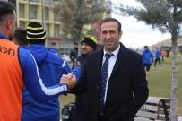 GEVREK - E. Yeni Malatyaspor Başkanı Gevrek'ten Yabancı Sınırlaması Açıklaması
