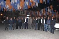 TANDOĞAN - Ercan Öncebe Projelerini Anlattı