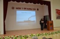 İNFAZ KORUMA - Hatay Kapalı Ceza İnfaz Kurumu'nda Çanakkale Zaferi Kutlandı