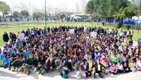 İncirliova'da 'Sağlıklı Yaşam İçin El Ele' Projesi Devam Ediyor