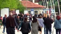 İranlı Turist Kafilesi Marmaris'te