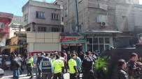 İş Yerine Silahla Saldıran Zanlı Gözaltına Alındı