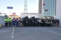 Kars'ta 'Türkiye Güven Huzur Uygulaması' Yapıldı