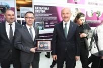 ÜNAL KOÇ - Kayapınar Belediyesi'ne Mansiyon Ödülü
