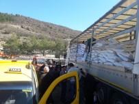 ALI ÖZDEMIR - Kızılcahamamlı Çiftçilere 23 Ton Tohum Dağıtıldı