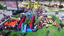Kulalı Gençler, 'Spor Panayırı'nda Buluştu