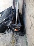 Mardin'de Dijital Elektrik Sayacı Panoları Kundaklandı