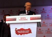 MHP Lideri Devlet Bahçeli Açıklaması 'Türkiye'nin Karşısında Puslu Bir İttifak Kurulmuştur'