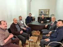 AHMET ÇAKıR - Milletvekili Çakır Ve Kahtalı Seçim Çalışmalarını Sürdürüyor