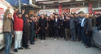 Milletvekili Fendoğlu Gölbaşı İlçesini Gezdi
