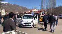 Milletvekili İbrahim Aydemir Konuşurken Trafik Kazası Oldu