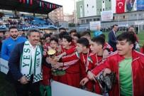 ŞAMIL AYRıM - Miniklerin Şampiyonu İkitellispor Oldu