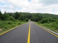 Ordu Yollarına 353 Km Çizgi Çizildi